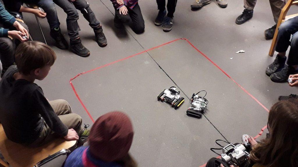 Roboclash - ein Projekt von Halle 36 e.V.