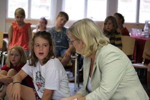 Kinder Kiezklimatag in der Klimawerkstatt