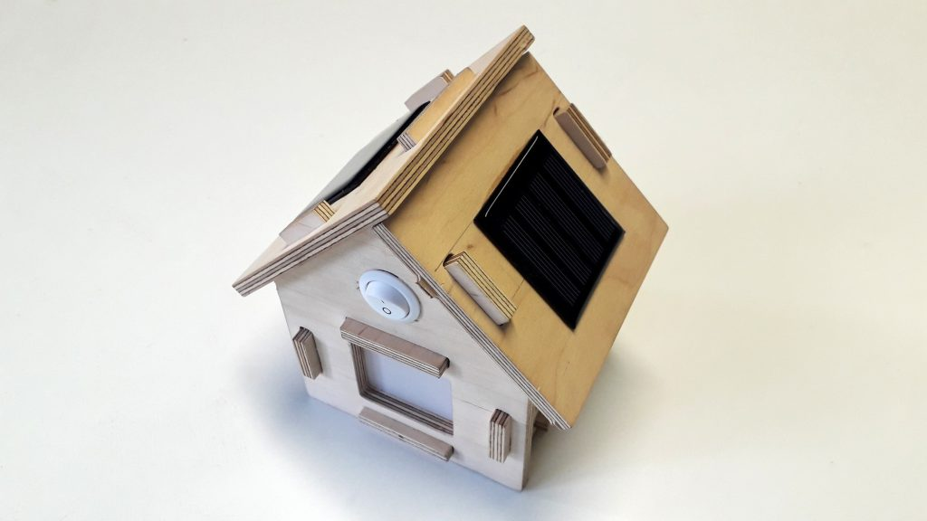 Solarhaus zum Selbstbauen