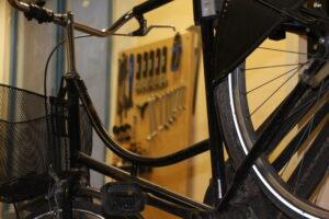 Angeleitetes Arbeiten Fahrradwerkstatt –