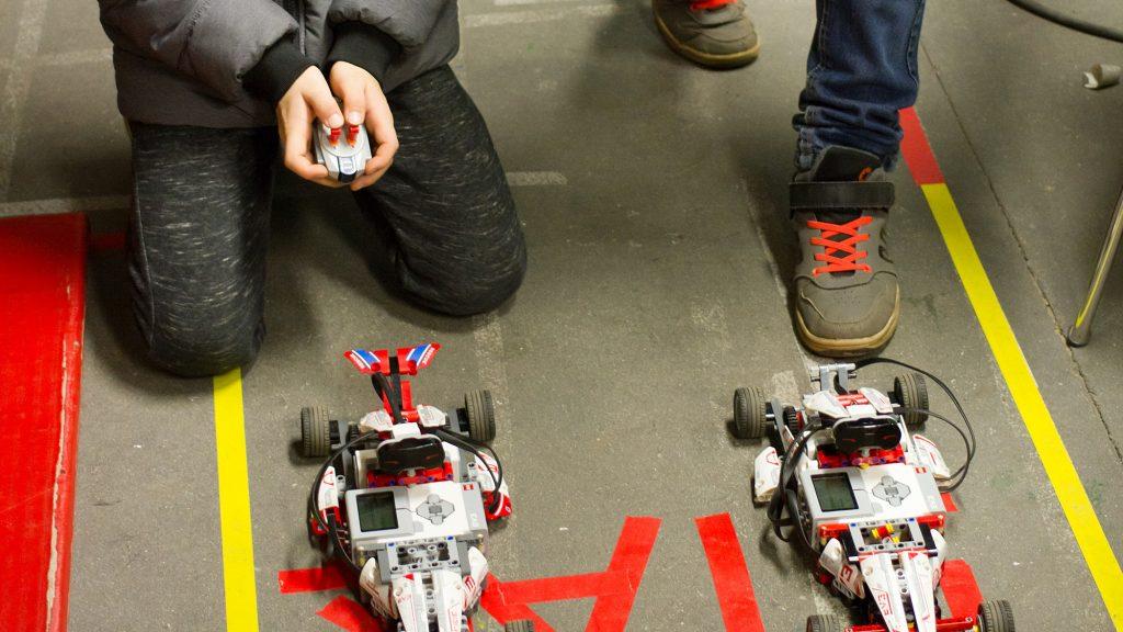 Roboclash - ein Projekt von Halle 36 e.V. (Foto: Mirko Kubein)